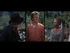 Paint Your Wagon - one of my most favourite movies - Clint Eastwood and Lee Marvin - singing!  It's a western and love triangle!   Can't get better than that!!
