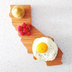 Egg, Avocado, Brie Breakfast Sandwich Recipe by sophzilla on #kitchenbowl