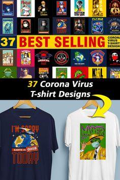 T Shirt Design Template, Funny Tshirts, Pop Culture, Shirt Designs, Branding, Templates, Mens Tops, Stuff To Buy, Corona