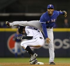 That's our Elvis Andrus