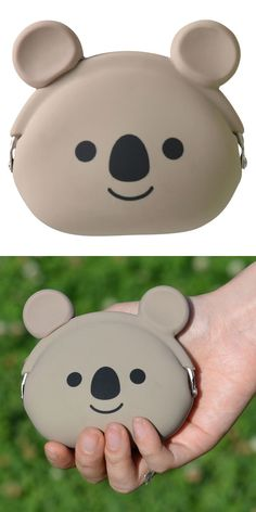 Mimi Pochi Koala Coin Purse by  p+g design // kawaii cute! #productdesign