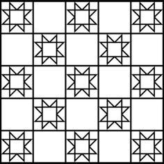 coloring pages quilt blocks 09 … | Pinteres… : quilt block coloring pages - Adamdwight.com