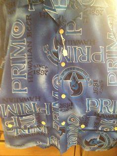 auction win - original Primo Aloha shirt