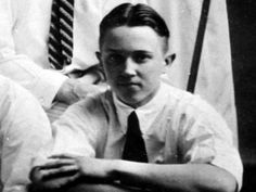 Bix Beiderbecke, Jazz Age cornet virtuoso who made his horn sound like a girl saying 'yes'