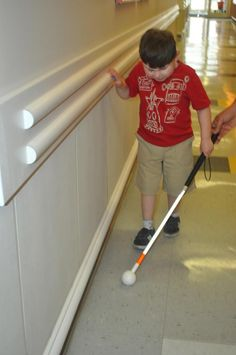 A Visit to Observe at A School for Blind Children. #parenting #specialneeds #school