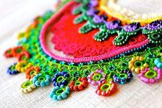 The wonder of beautiful and colorful crochet. sskandco.wordpress.com