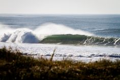 Ten perfect empty waves from around #Portugal's wave rich coastline - via Wavelength Magazine 18-02-2017   Providing the most pleasant climate and longest swell window of all the western European nations, Portugal's expansive and exposed coastline has always been a favourite for travelling surfers. It plays host to a whole array of different set-ups, including some of the best beach breaks and reefs in Europe. Photo: Supertubos, Peniche