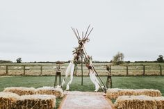 Naked Tipi Wedding Inspiration Images by Darina Stoda Photography http://www.rockmywedding.co.uk/wild-bohemia/