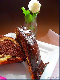 Βιεννέζικο κέικ μαρμπέ