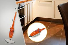 bargain steam mop! worth a try :)