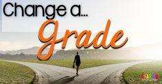 Change a Grade