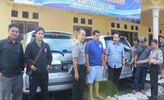 Pria Pengangguran Ditangkap Polisi Setelah Gelapkan Tiga Mobil