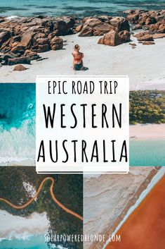 EPIC Perth to Esperance Road Trip Itinerary: 10 Days of Van Life in Western Australia, meet kangaroos and quokkas at Lucky Bay and Rottnest Island! Perth Western Australia, Visit Australia, Queensland Australia, Australia Trip, Melbourne, Sydney, Brisbane, Australia Destinations, Australia Travel Guide