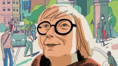 Did Jane Jacobs Predict the End of the U. - Jane Jacobs's Theories on Urban Planning—and Democracy in America – The Atlantic - Jane Jacobs, The Wealth Of Nations, Democracy In America, Urban Design Concept, New Urbanism, Concept Diagram, Urban Planning, Land Scape, Landscape Architecture