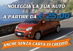 www.tourdelgolfo.com NOLEGGIO AUTO A PARTIRE DA 25 EURO ANCHE SENZA CARTA DI CREDITO