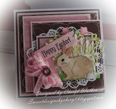 Sweeet Designs By Cheryl: Happy Easter
