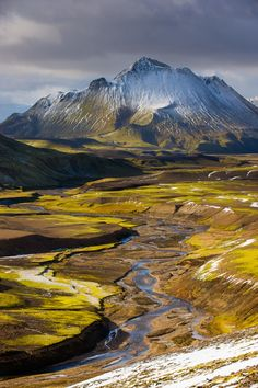 Beautiful Iceland by franck cluzel