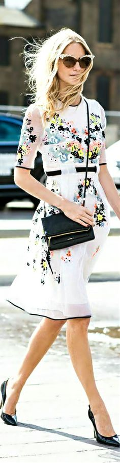 Fashion On The Street | The House of Beccaria~