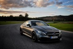 If you need a car to break away from responsibilities, follow your whim, and burn rubber on the roads, theMercedes-AMG C63 S Coupe is your steed.