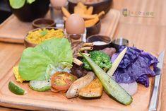 【食-新竹東區】腰果花砧板原食料理❤無糖無奶餐廳❤好油、低鹽、原型食物、低溫烹調❤健康與美味兼具的原食料理