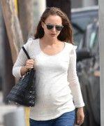 Natalie Portman West Hollywood Candids 10/27/2016