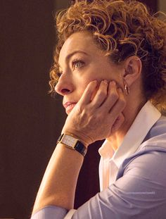 "canyousonicme: "" Coming Fall 2016 to CBC: Alex Kingston as Mary Foster in Shoot the Messenger [x] """