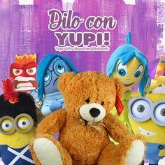 Para cada ocasión, festejo o celebración #DiloConYupi #YupiRegalos