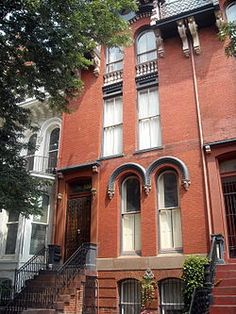 Blanche K. Bruce House -909 M Street, NW Washington, DC. Bruce represented Mississippi as a full time senator and became the first African American to serve a full term in the senate