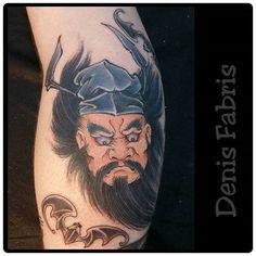 Sick Tattoo, Chinese Mythology, Great Tattoos, Chinese Art, Arms, Fantasy, Beautiful Tattoos, Fantasy Books, Fantasia