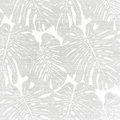 5330 Jack''s Jungle Cinder On White Manila Hemp Linen Texture from Phillip Jeffries Wallpaper. Wallpaper For Sale, Luxury Wallpaper, Wallpaper Samples, Designer Wallpaper, Pattern Wallpaper, Wallpaper Ideas, Tropical Wallpaper, Azul Tiffany, Harry Potter