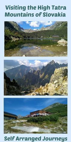 Tips and suggestions for a walking holiday in the beautiful High Tatras of Slovakia