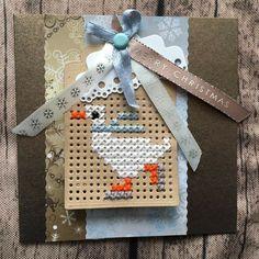 Stitching On Paper, Cross Stitching, Cross Stitch Embroidery, Cross Stitch Patterns, Small Cross Stitch, Cross Stitch Finishing, Cross Stitch Cards, Cross Crafts, Marianne Design