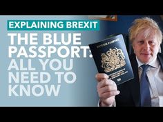 Britain's Blue Passports: Everything You Need to Know - TLDR News Uk Politics, Discord, News Today, New Work, Need To Know, Passport, Everything, Britain, United Kingdom