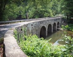 Glass Mill Bridge - Wilmore, KY