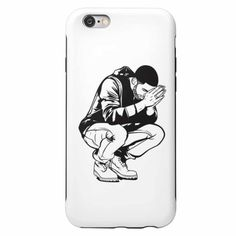 Drake 6 God Apple IPhone 4 5 5s 6 6s Plus Galaxy Case // Jumpman Hotline Bling Drizzy Woes // Babes & Gents // www.babesngents.com