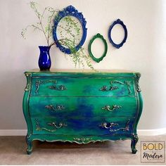 furniture muebles In case youre an inventive soul loaded up with hunger for new experiences and huge dreams, boho chic style furniture likely shouts to you. Distressed Furniture, Hand Painted Furniture, Funky Furniture, Refurbished Furniture, Paint Furniture, Repurposed Furniture, Unique Furniture, Furniture Projects, Furniture Makeover