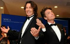 My Favorite Singers together and in suits. Super Hottttt. Rick and Richard ♡♥♡