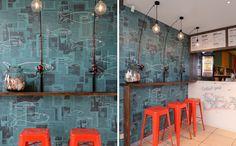 Tommy Ruff Fish Bar. Designed by Studio Equator. @Enviromeant.com
