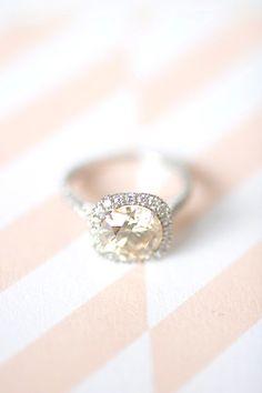 Such a pretty ring!