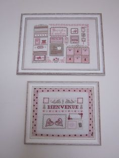 Blog : Souvenirs Brodés !  Adorablement joli !!! A visiter ! http://souvenirsbrodes.canalblog.com/archives/2013/08/07/27802708.html