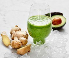 Green garden sumo är en mixad smoothie med alla fibrer och vitaminer kvar i glaset. Grön och god med avokado och spenat och med en bas av mandeldryck så blir det en helt mjölkfri sumo. En skön start på dagen.