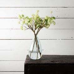 White Floral Bunch Stem - Magnolia Market | Chip & Joanna Gaines