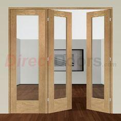 Image of Easi-Frame Oak Door Set, GOSHAP10-COEOP15L, 2005mm Height, 1966mm Wide.
