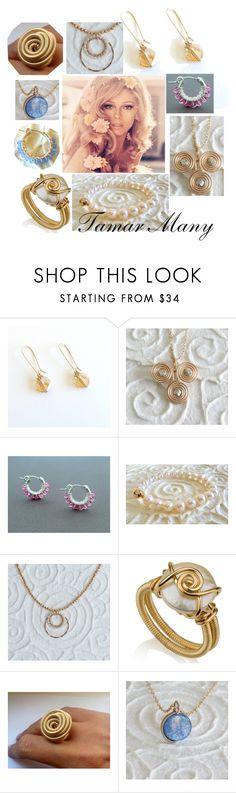 """Romantic jewelry inspaire"" by tamarmanyjewelry on Polyvore"