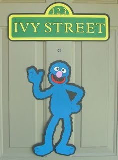 Sesame Street Friends Cricut Cartridge.