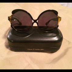 House of Harlow sunnies Such amazingly super cute sunglasses.  Purchased online and they sit too high on my face! House of Harlow 1960 Accessories Sunglasses