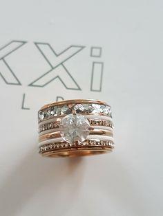 Jewelry Box, Jewelry Rings, Jewelry Accessories, Fashion Accessories, Jewelry Making, Diamond Rings, Diamond Jewelry, Gold Rings, Big Rings