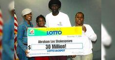 19 Ganadores millonarios de la lotería que lo perdieron todo. Su ambición, mala administración y enemigos fue lo único que les dejo ser millonarios.Mirálos aquí