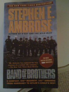 Stephen E. Ambrose- Band of Brothers in mhenni's Garage Sale in York , PA for $3.00. Paperback Shipping only