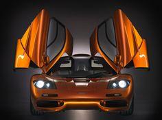 McLaren F1 - der schnellste Seriensportwagen der Welt feiert den 25. Geburtstag © McLaren/Werk